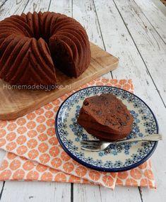 Chocoladecake - Homemade by Joke No Bake Desserts, Just Desserts, Dessert Recipes, Cake Recept, Baking Bad, Homemade Cakes, Cake Cookies, Cupcakes, Chocolate Cake