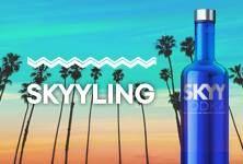#SKYYling