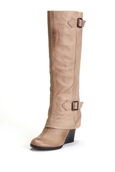 vince camuto wedge boot.