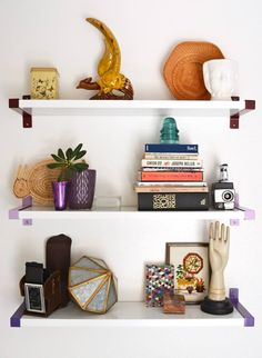 10 Easy IKEA Hacks Using Spray Paint | Apartment Therapy