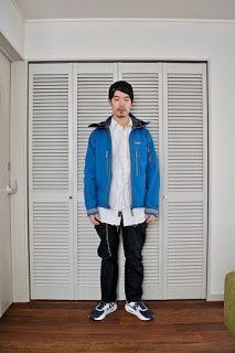 Y's Wardrobe: [Tilak NIKE airmax]小春日和!でも油断は大敵!?