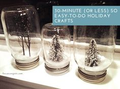 It is too easy. You can use sugar, pine cone or bough.