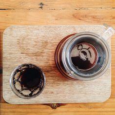 manual brew Papua Nugini Coffee from Pillastro
