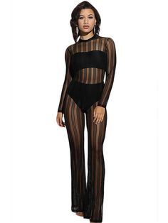 Jumpsuit Dress,The black suit is designed with realistic-looking bones, and from top to bottom, you'll look like a skeleton. Black Suits, Jumpsuit Dress, Long Sleeve, Pretty, Beauty, Tops, Dresses, Fashion, Overall Dress