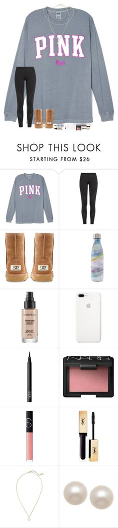 """rtd for some updates "" by hopemarlee ❤ liked on Polyvore featuring adidas, UGG Australia, S'well, Smashbox, NARS Cosmetics, Kendra Scott, Honora and hmsloves"