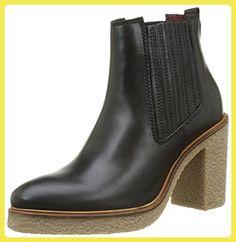 Stiefel, Bottes Femme - Noir - Noir (990), 42Marc O'Polo