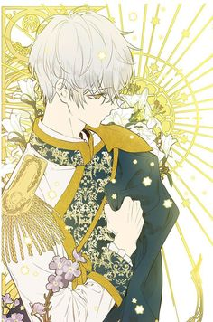 "From webtoon ""Suddenly i became princess"" Cute Anime Boy, Anime Love, Anime Guys, Anime Chibi, Anime Manga, Anime Art, Anime Princess, My Princess, Character Art"