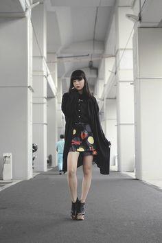 [Street Style] 円 | 大学生 | Koenji (Tokyo) « DROPTOKYO