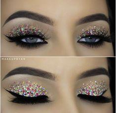 Glitter, Purpurina e Pedraria. Tudo para arrasar na make do carnaval! - Madame CarlotaMadame Carlota