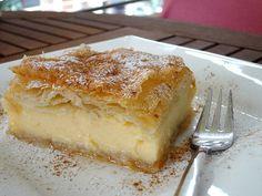 """Cyprus - Sweet """"Galatopoureko"""""""