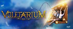 Gewinnspiel Voletarium - Europa-Park – Freizeitpark & Erlebnis-Resort Concert, Movies, Movie Posters, Europe, Amusement Parks, City, Destinations, Games, Travel
