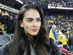 Russia World Cup 2018 Has Begun Check Out Some The Hottest Female fans So Far Hot Football Fans, Football Girls, Soccer Fans, Female Football, Soccer Players, Football Soccer, Cute Girl Face, Cool Girl, Cute Girls