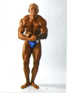 Interview with Jimi Sitko: Vegan Bodybuilder Hmm... I guess vegans get plenty of protein after all!