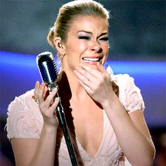 Watch: LeAnn Rimes Breaks Down On Stage During Emotional Patsy Cline Tribute At 2013 American Country Awards