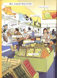 le supermarche