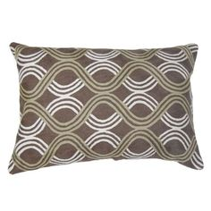 I pinned this Infinity Pillow in Stem Green from the Josey Miller event at Joss & Main!