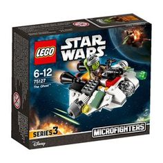 Great collection of Lego Star Wars. We have star wars rebels, figures, gunships and more. Lego Star Wars always prove to be the best gift for kids. Lego Star Wars, Star Wars Set, Star Wars Toys, Star Wars Rebels, Millennium Falcon, Building For Kids, Building Toys, Legos, Lego Toys
