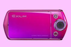 Casio Exilim TR Selfie Camera Costs A Bomb