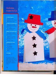 Christophorus - Weihnachten Bastelspass für kleine hande – Muscaria Amanita – Webová alba Picasa