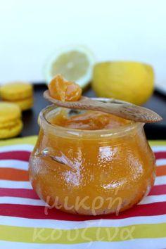 μικρή κουζίνα: Lemon curd - Κρέμα λεμονιού