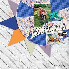 One Perfect Day - Scrapbook.com
