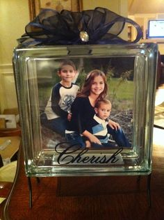 Photo Memory Blocks... personalized at Hidden Treasures