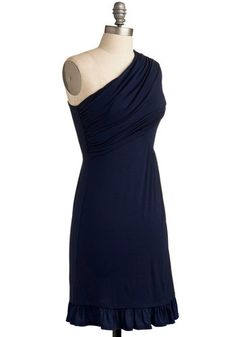 Midnight Sun Dress in Navy | Mod Retro Vintage Dresses | ModCloth.com