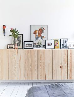 Ikea Dining, Dining Room Furniture, Interior Ikea, Interior Design, Living Room Inspiration, Interior Inspiration, Ikea Ivar Cabinet, Ikea Living Room, House And Home Magazine