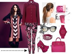 """""""Red Blood"""" by hipsterfever on Polyvore"""