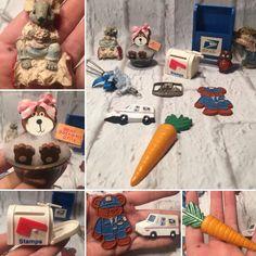 Vintage Magnet Lot!