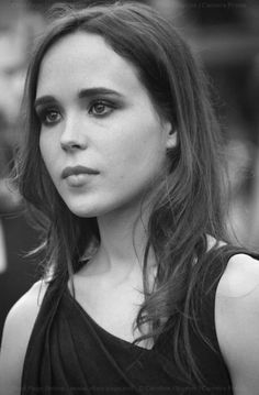 Daisy Bowman, Wallflowers Series # Scandal in Spring by Lisa Kleypas: Ellen Page Ellen Page, Beautiful People, Beautiful Women, Portraits, Yesterday And Today, Girl Crushes, Film, Hard Candy, My Idol