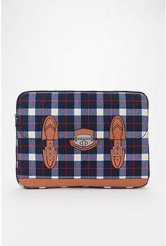 UrbanOutfitters.com > Trompe L'Oeil Laptop Case