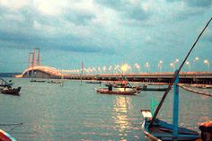 Pantai Mentari, Kenjeran - Surabaya City. (By: Dion Photographer)