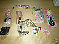 Sailor Moon 6 Piece Kitchen Set Sailormoon oO(I must have this. Or I will die.)