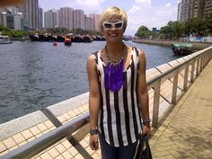 Hong Kong! lovely CIty... and yes i will go back here
