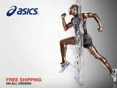 ASICS Free Shipping http://www.sansport.com/marca/asics