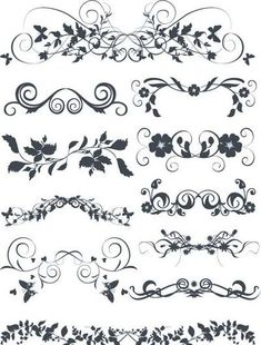 Plantillas De Tatuajes Para Descargar E Imprimir Faciles Tatuajes