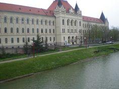 Budova súdu v Zreňanine