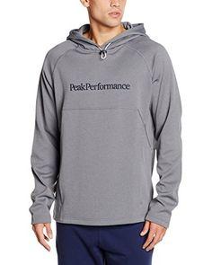 Peak Performance Kapuzensweatshirt Will [anthrazit]