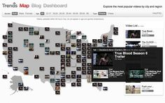 YouTube Launches Trend Map To Show Who's Watching What Where   Fast Company   Business + Innovation