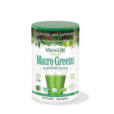 Macrolife Naturals Macro Greens - 10 Oz