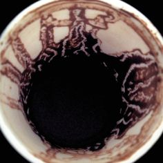 Coffee cup reading from the grind left at the bottom and sides of a demitasse cup. Get some help to recognize the symbols here... #turkishcoffeereading #greekcoffeereading #fortunetelling #coffeecupreading #turkishcoffee #greekcoffee #coffeeset #turkishcoffeepot #turkishcoffee Turkish Coffee Reading, Coffee Cup Reading, Turkish Coffee Cups, Arabic Coffee, Coffee Cup Set, Espresso Coffee, Coffee Symbol, How To Make Coffee, Making Coffee