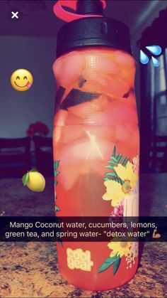 Easy Detox Your Body - Cleanse, Tea, Water, Recipes Healthy Water, Healthy Detox, Healthy Smoothies, Healthy Drinks, Get Healthy, Healthy Snacks, Healthy Menu, Healthy Nutrition, Eating Healthy