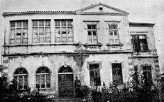 Rezidenca e Ministrit Ahmet Zog në vitin 1924