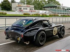 Genuine Shelby Cobra fully race prepared and restored Vintage Racing, Vintage Cars, Cobra Replica, Factory Five, Super Snake, 427 Cobra, Power Cars, Classic Cars, Snakes