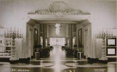 Hotel Cassino Quitandinha - Ambientes internos decorados por Dorothy Draper - Galeria