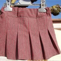 Pleated Skirt  Free sewing pattern