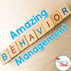 Behavior Management Ideas. Simple classroom management tips - ways to get out wiggles, how to stay positive and more.