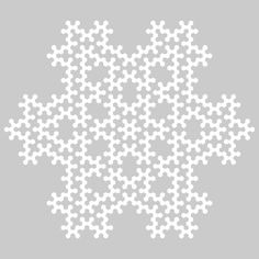 Koch snowflake curves by Henry Segerman - Get Free Worldwide Shipping! This neat design is available on comfy T-shirt (including oversized shirts up to 6XL ladies fit and kids shirts), sweatshirts, hoodies, phone cases, and more. Free worldwide shipping available. Oversized Shirt, Hoodies, Sweatshirts, Kids Shirts, Snowflakes, Curves, Comfy, Phone Cases, Fit