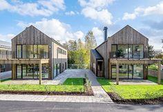 Aasta tehasemaja 2015 üks finaliste oli stiilne ja eriline puitelementmaja, mis võlub unikaalse arhitektuuri ja keskkonnasäästlikkusega. Seejuures on Norras Tønsbergis asuv kompleks eestlaste kätetöö. Vaatame väljast ja astume sisse!